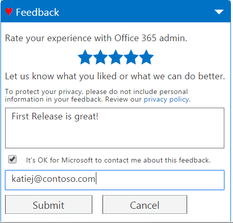 More controls for you to stay informed and manage change in Office 365 3 HiRes