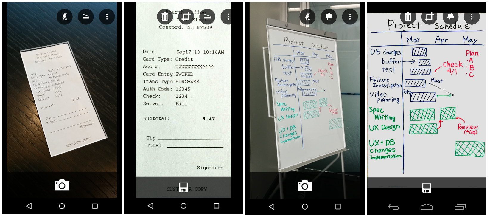 Office Lens Android now available at Google Play Store 2