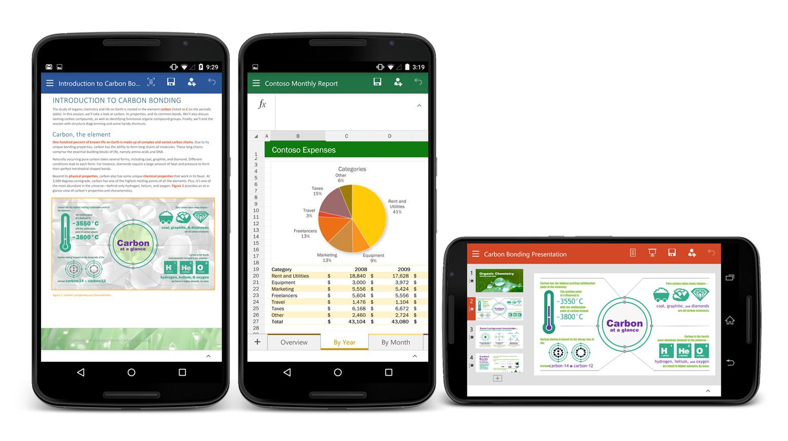 Office for Android phone Preview now available 1
