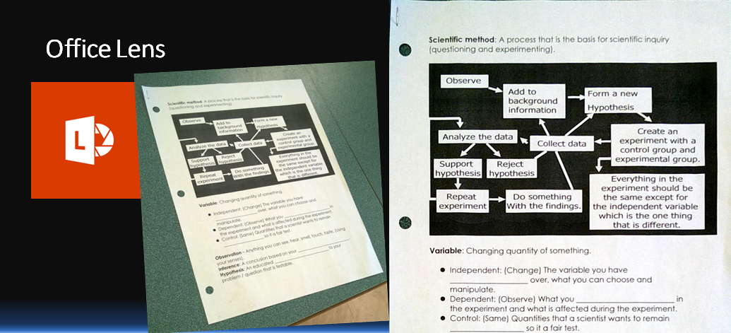 BYOD with OneNote Class Notebooks 5