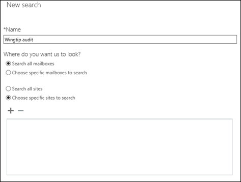 Introducing Compliance Search in Office 365 2