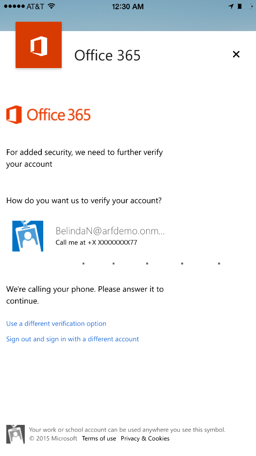 New access and security controls for Outlook for iOS and Android 2