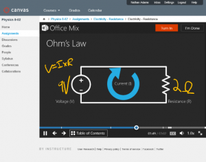 Office Mix delivers LTI support and integration with major LMS providers 2