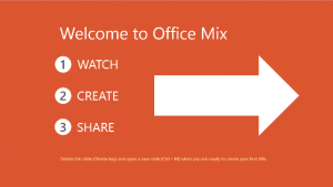 Office Mix interactive panel tutorials helps you put your best face on 1