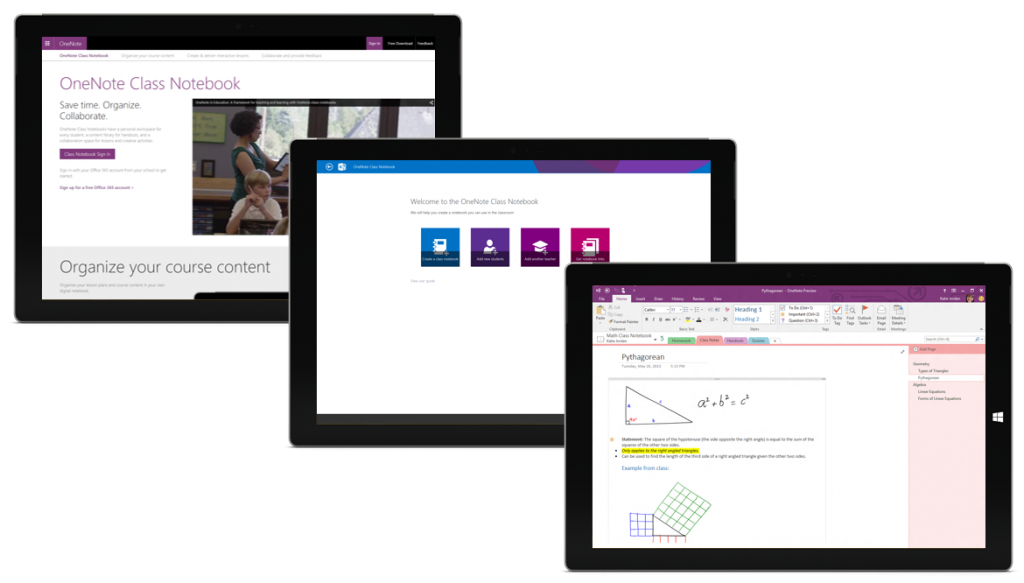 Teachers, get your OneNote Class Notebook 2 v2