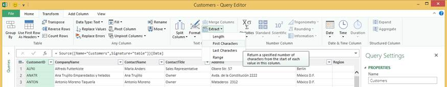 4 updates in Power Query for Excel Aug 2