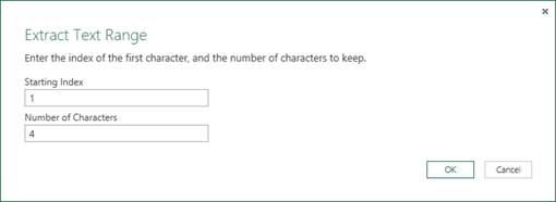 4 updates in Power Query for Excel Aug 3