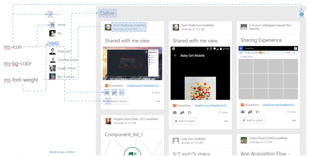 Introducing Office UI Fabric 3