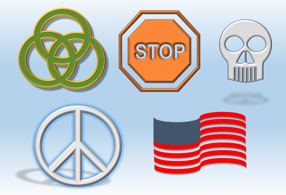 Make your own custom shapes in PowerPoint A