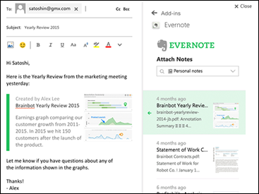 New in Office 2016 for developers 10