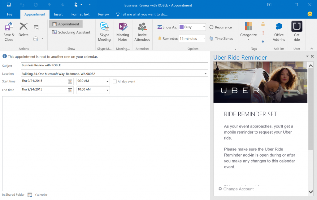New in Office 2016 for developers 11