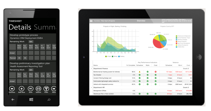 Office 365 project and portfolio management 1