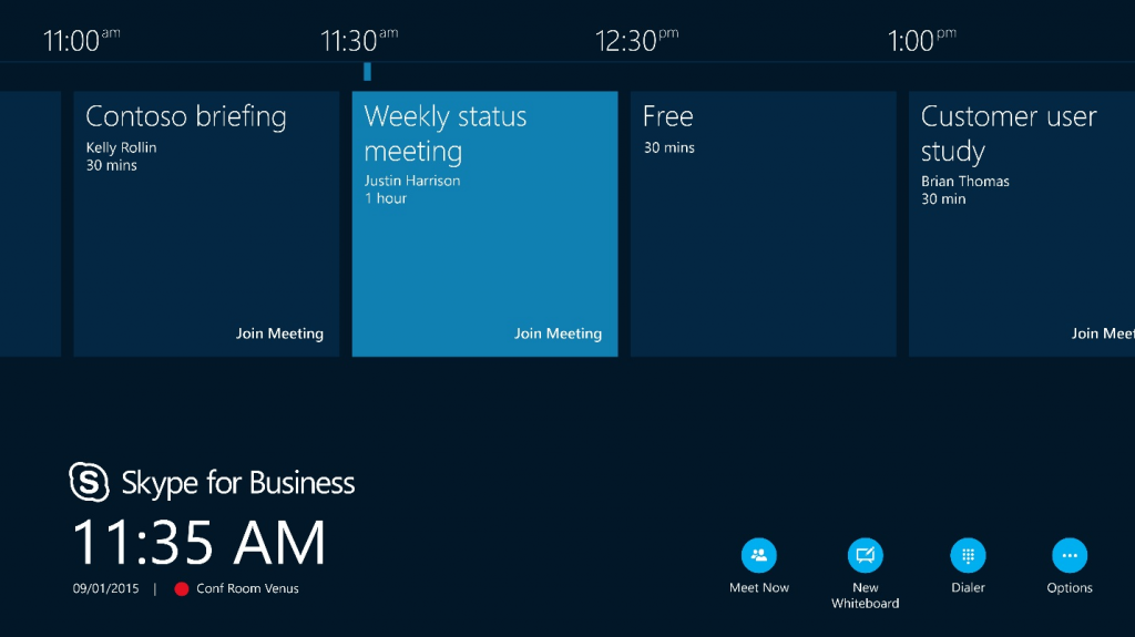 Skype for Business gets a new look 1