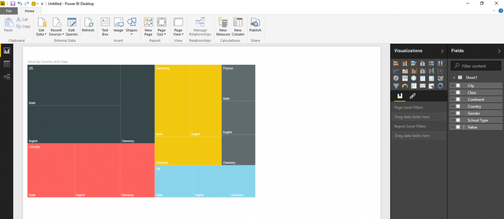 Learn how to unpivot static tables in Excel 2016 10