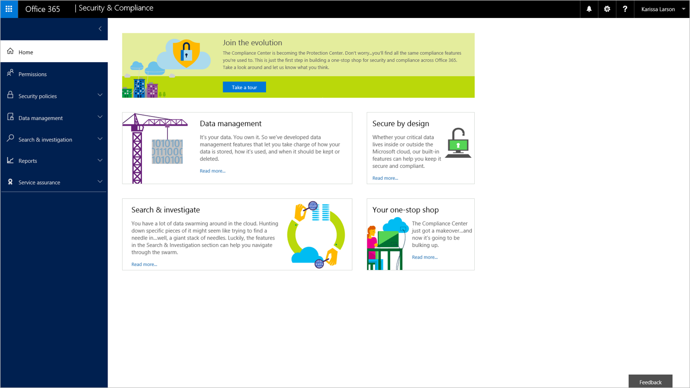 Managing Your Security And Compliance Needs With The New Office 365 Security And Compliance