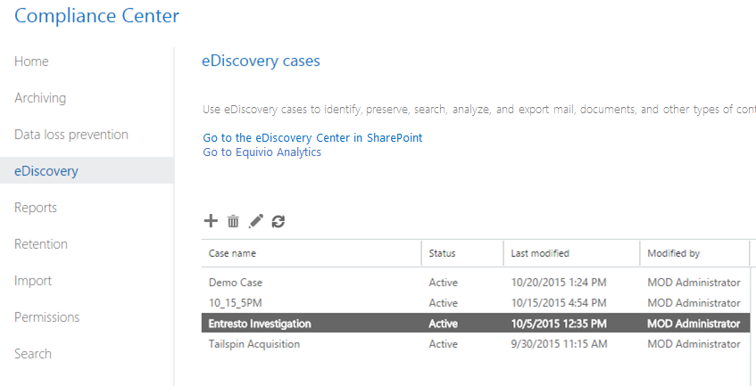 Reduce eDiscovery costs and challenges with Office 365 Advanced eDiscovery 2