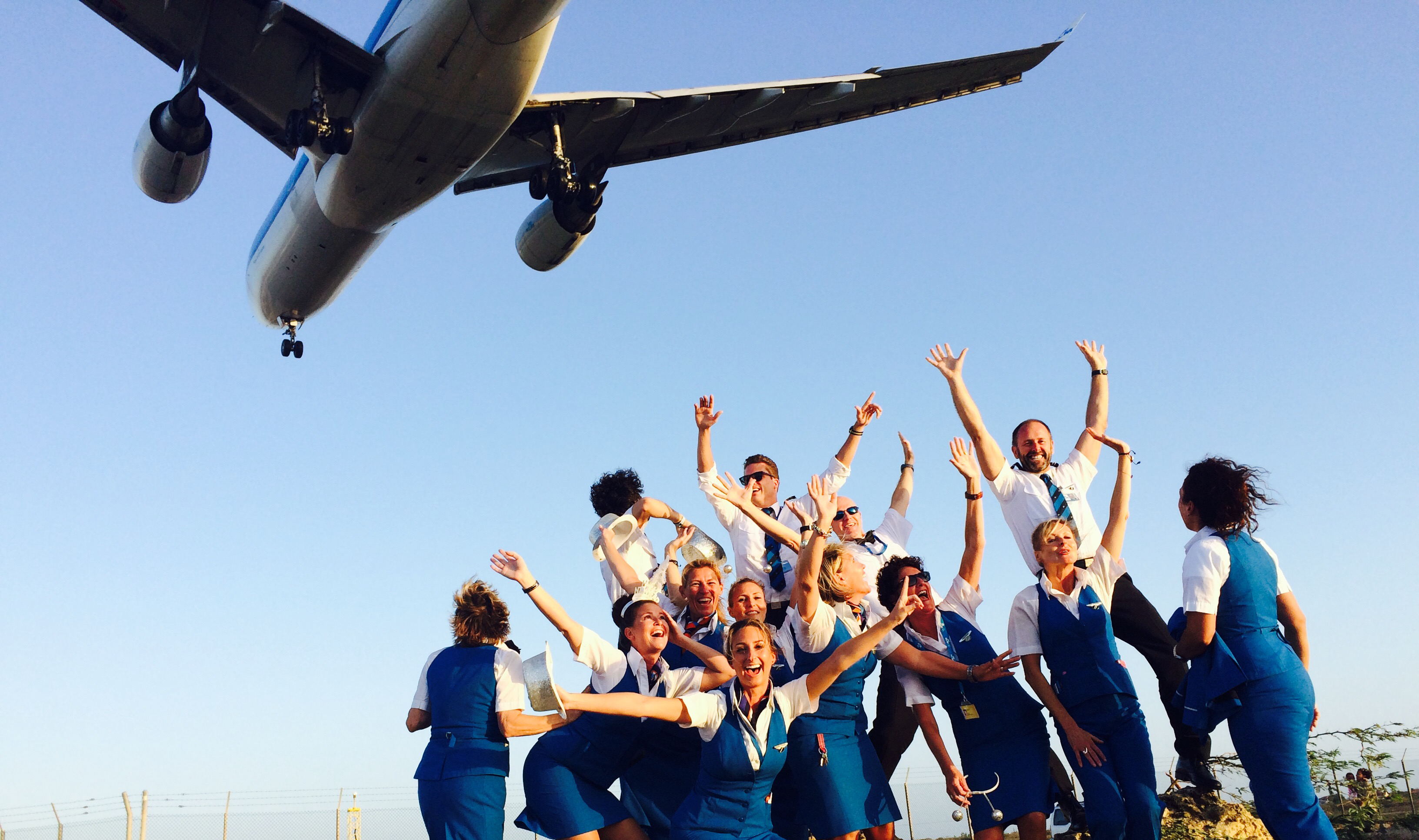 Resultado de imagen para KLM employeed