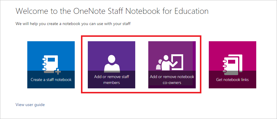 Ring in the New Year with OneNote Class and Staff Notebook updates 2a