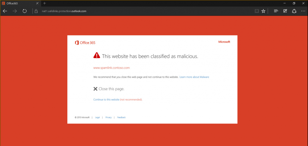 What protection exists for your data in Office 365 4