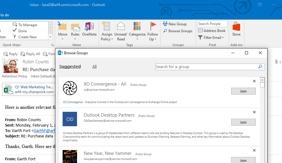 February Office 365 updates 7 - BLOG