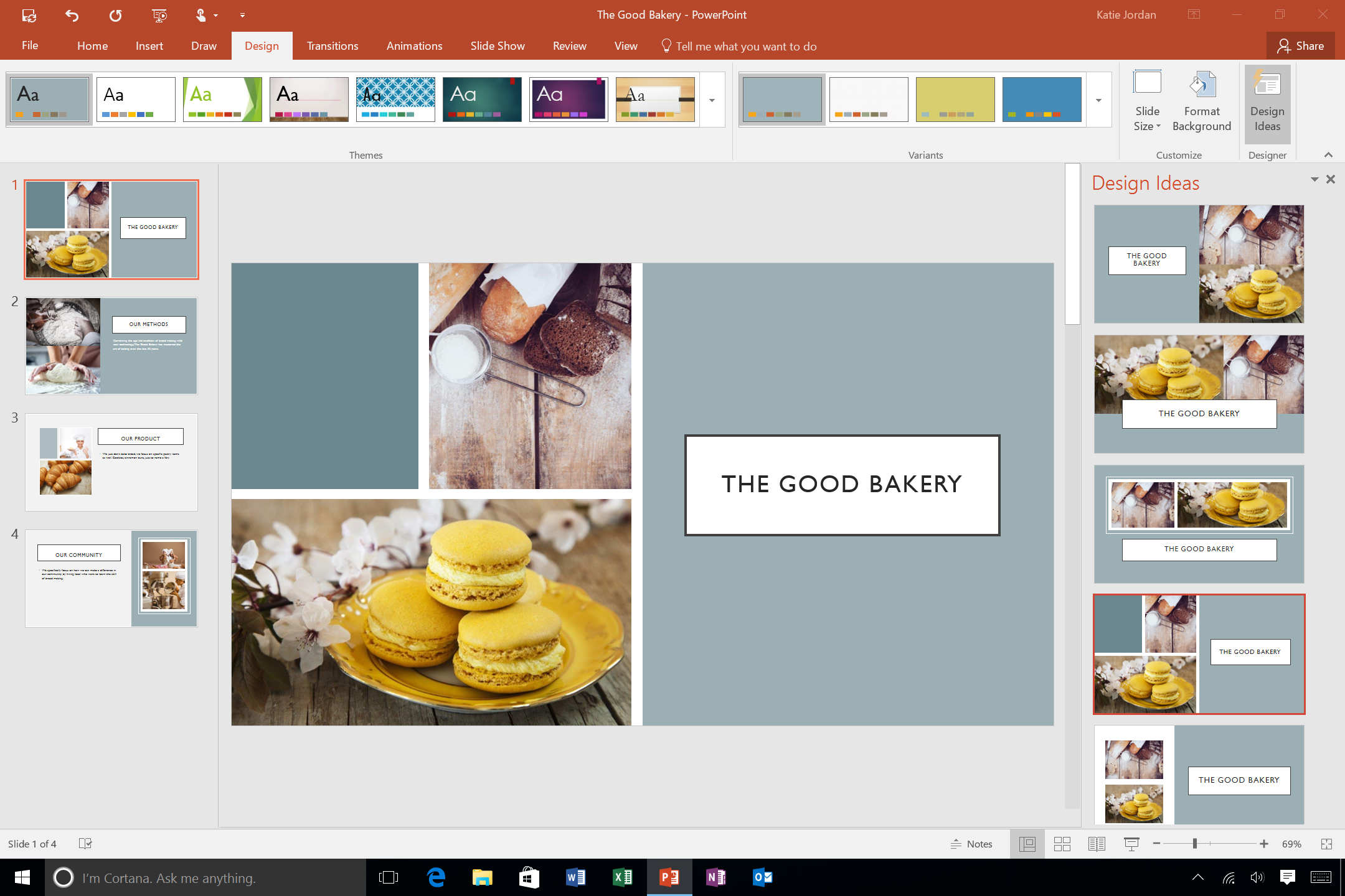 powerpoint designer what s new and what s next microsoft 365 blog
