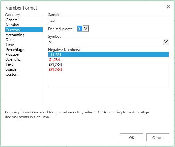 Excel Online march update 2