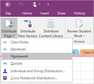 Introducing the Class Notebook add-in for OneNote—designed