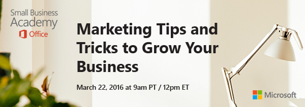 Marketing tips and tricks featured image