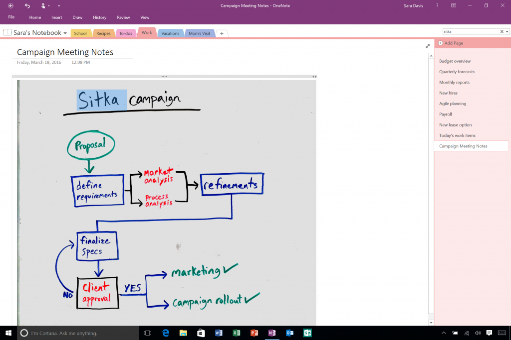 new to office 365 in march u2014move from evernote to onenote