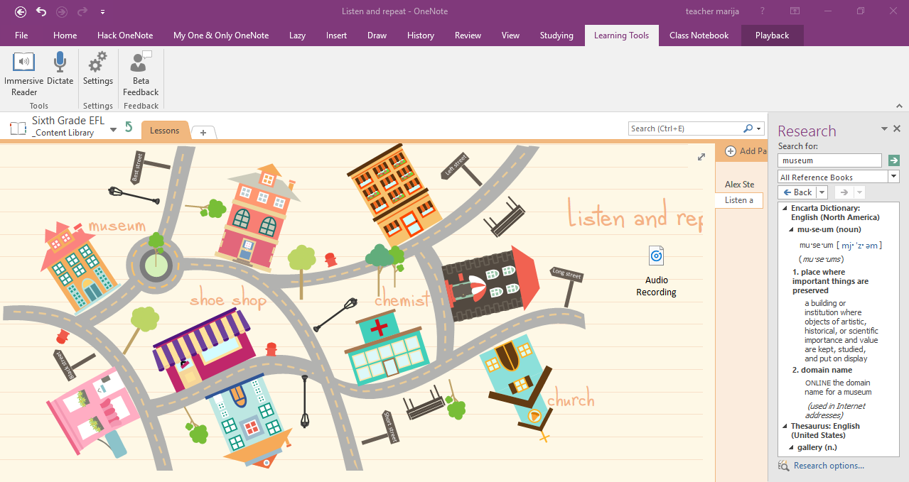 OneNote Class Notebook is the top app 3