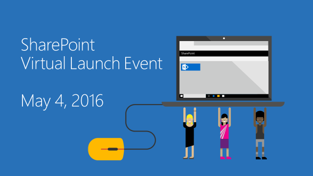 SharePoint Virtual Launch Event 1