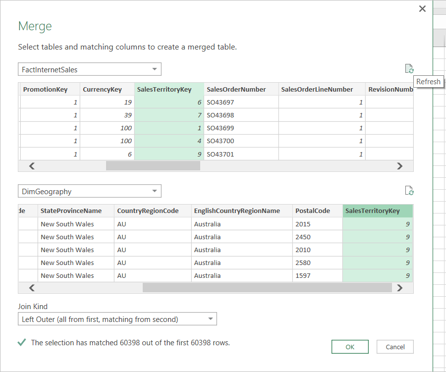 Updates to Get & Transform in Excel 2016 and the Power Query add-in 5