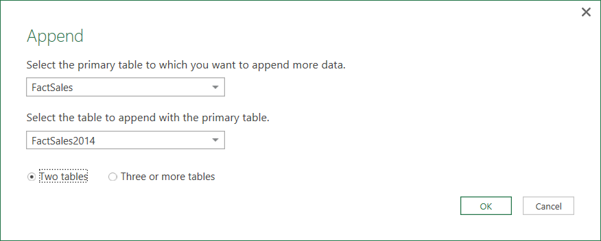 More April 2016 Updates For Get Transform In Excel 2016 And The