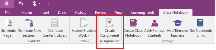 New updates for the OneNote Class Notebook add-in 2