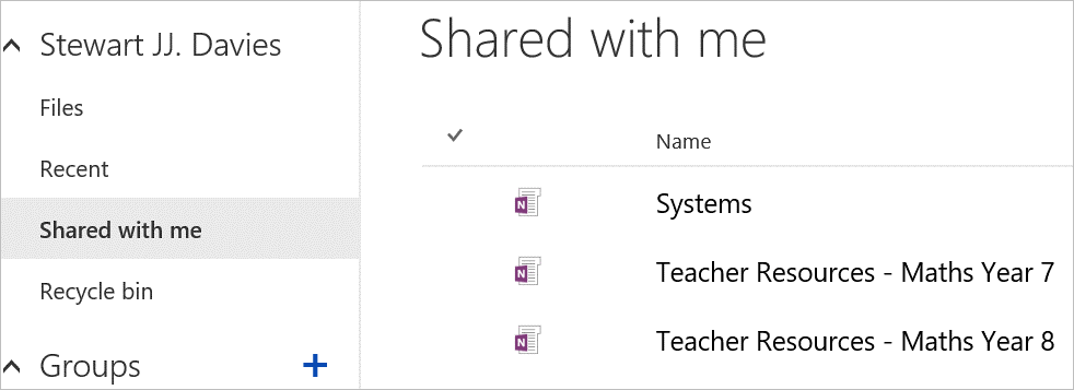 OneNote transforms the way we work as a staff 4