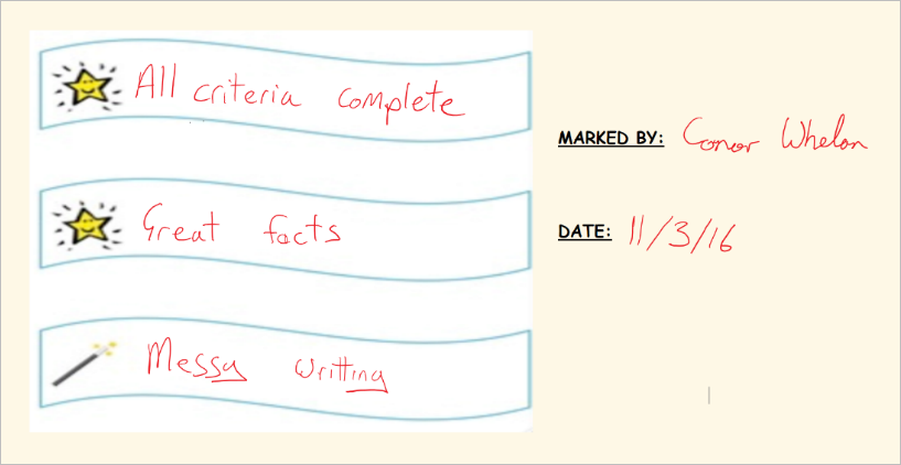 Assessment for learning using OneNote Class Notebooks 14