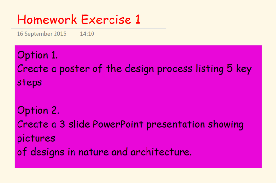 Assessment for learning using OneNote Class Notebooks 9
