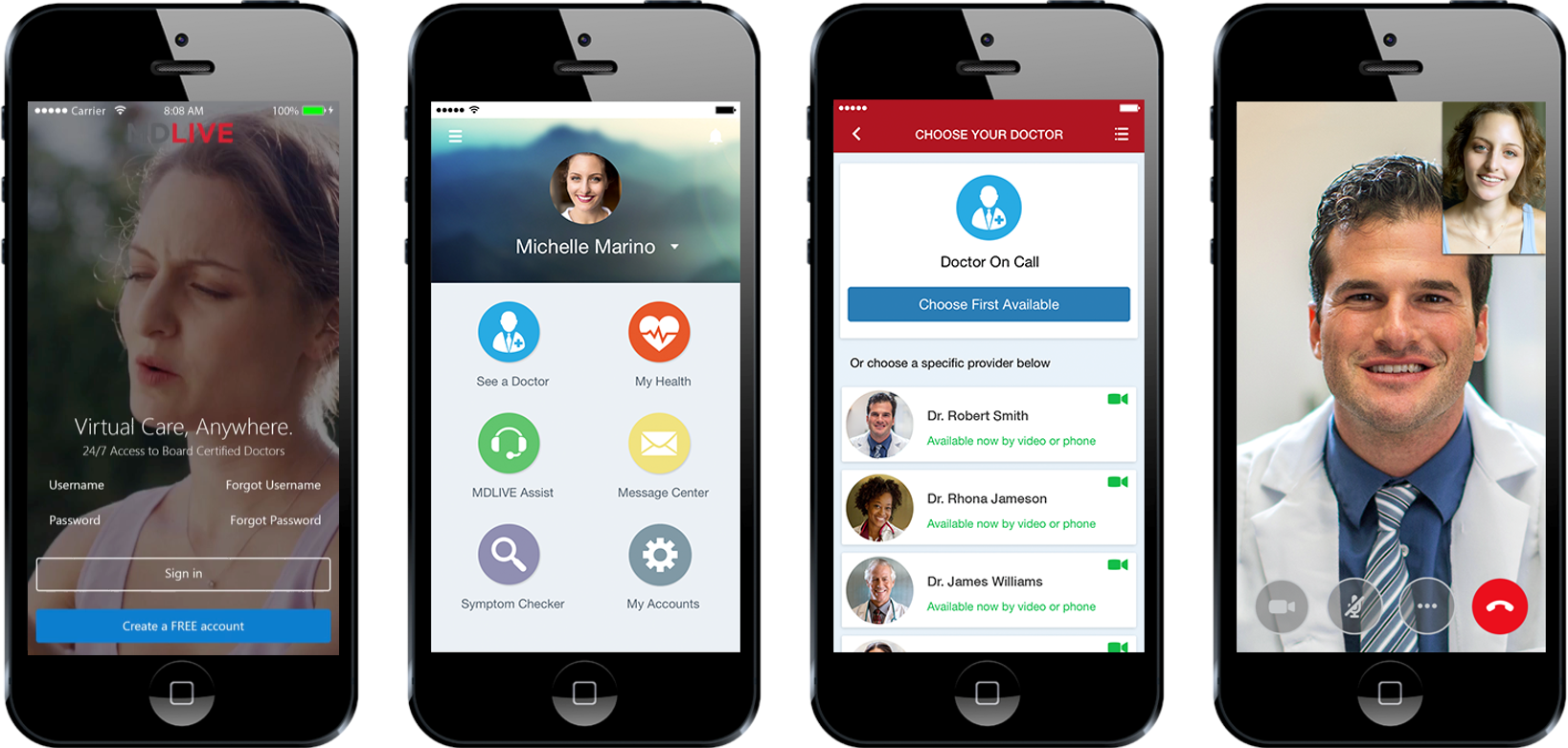 Communicate directly with customers via Skype for Business inside your mobile apps 1