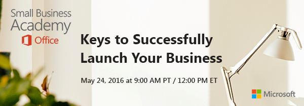 Keys to Successfully Launch Your Business 1