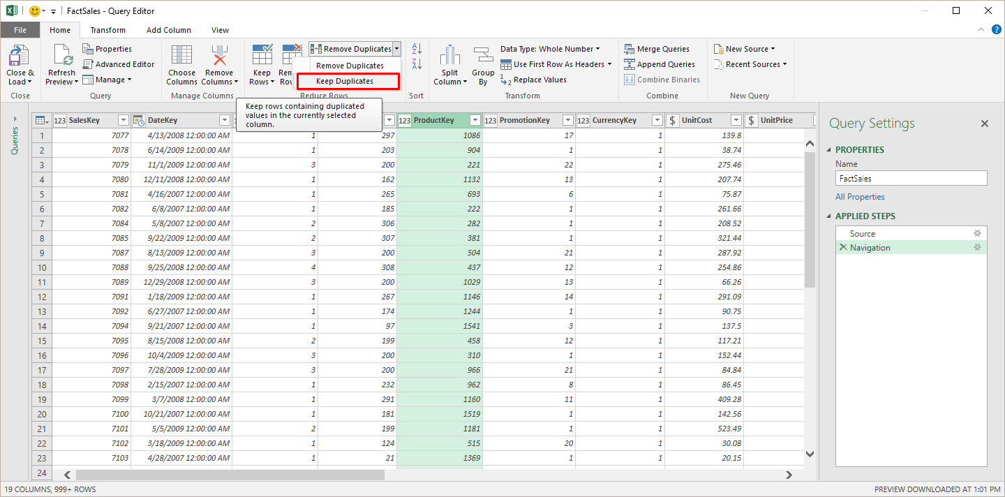 May 2016 updates for Get & Transform in Excel 2016 and the Power Query add-in 3