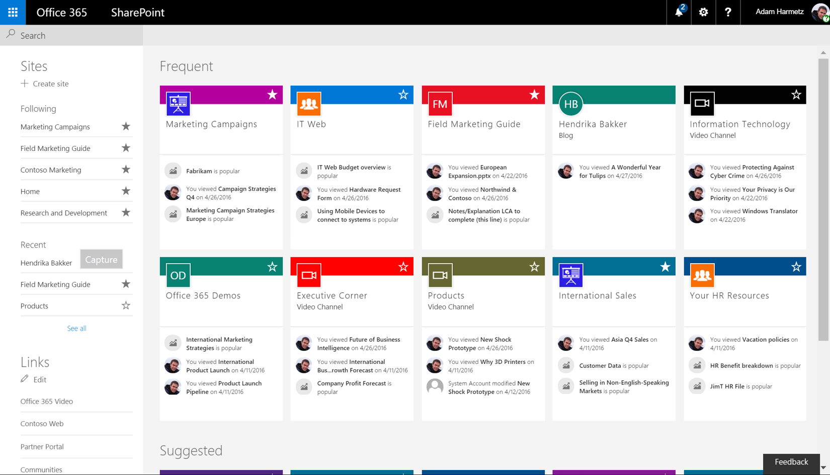 The Future Of Sharepoint Microsoft 365 Blog