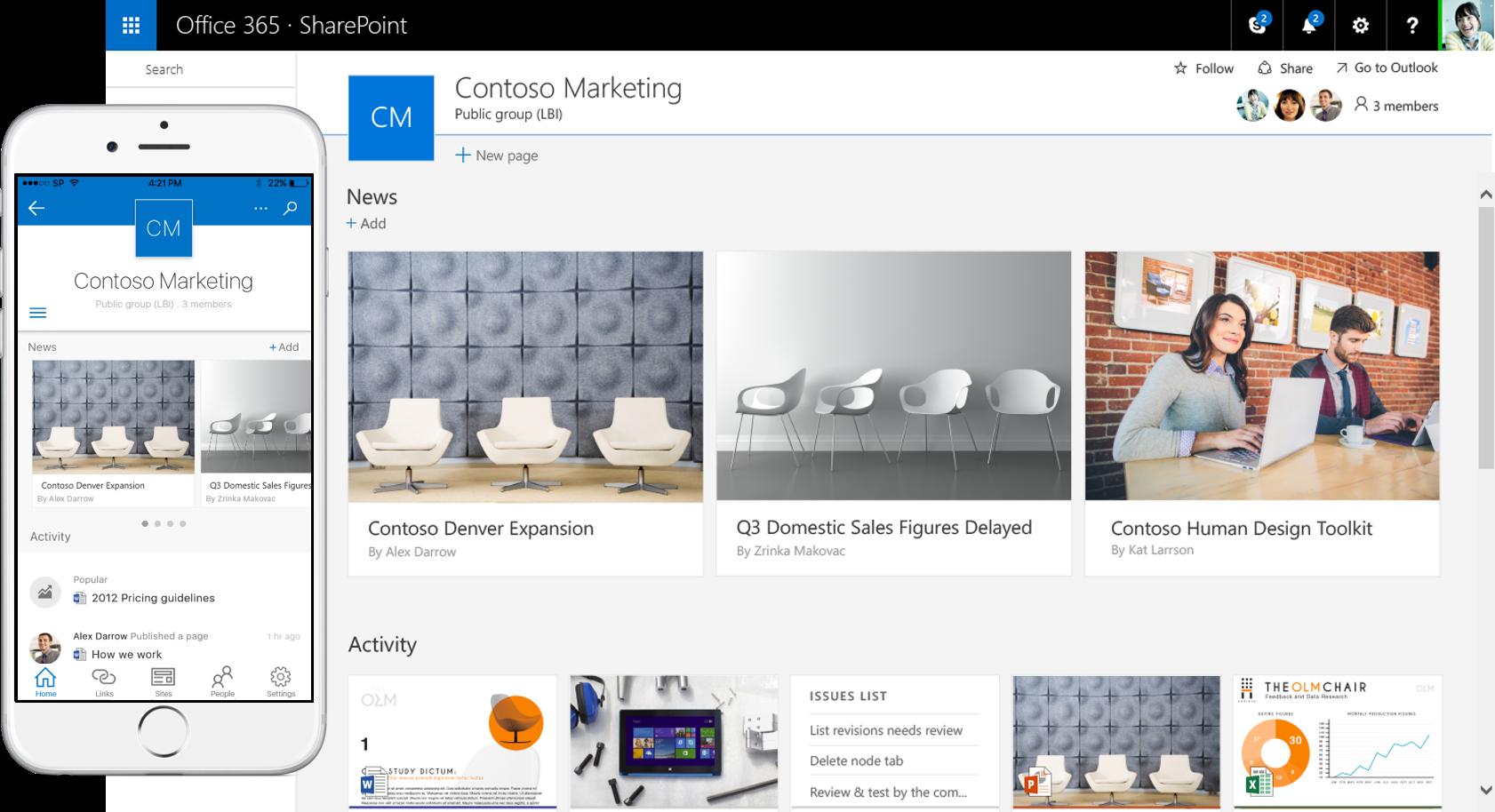 The Future of SharePoint - Microsoft 365 Blog