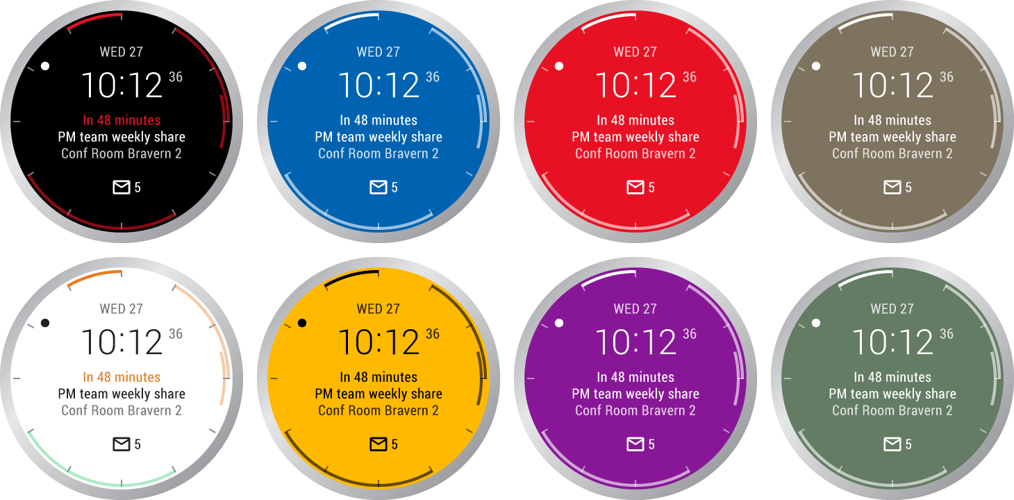 A deeper look at Outlook for Android Wear 3
