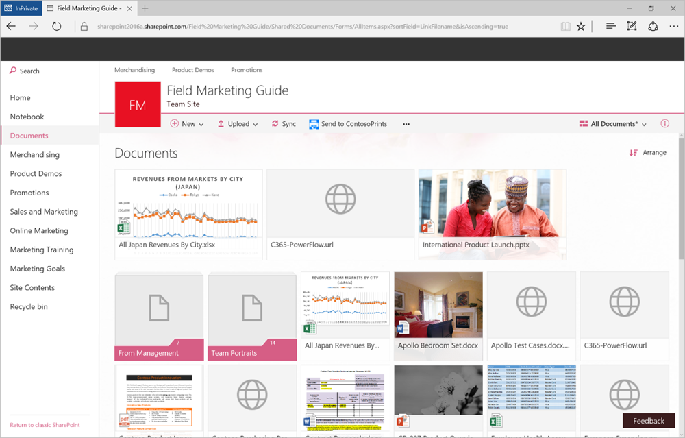 Modern Document Libraries In Sharepoint Microsoft 365 Blog