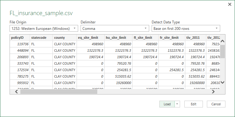 July 2016 updates for Get Transform in Excel 2016 5