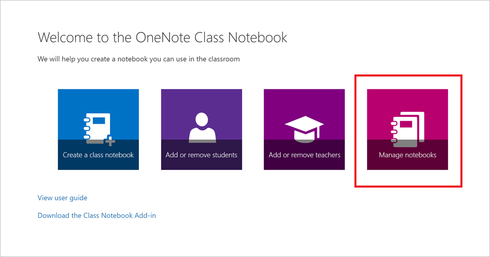 OneNote back to school updates 1