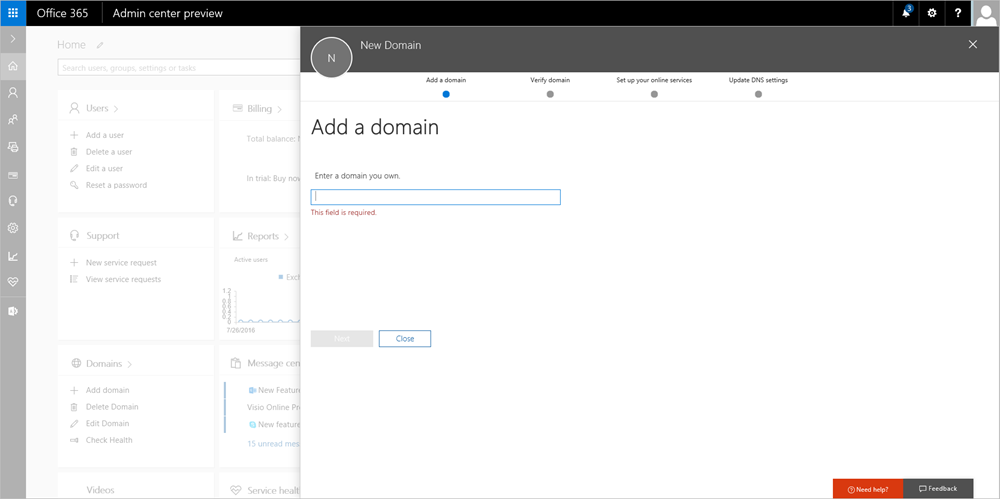 Whats new in Office 365 administration August update 4