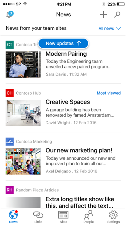 Enriching the mobile and intelligent intranet 8