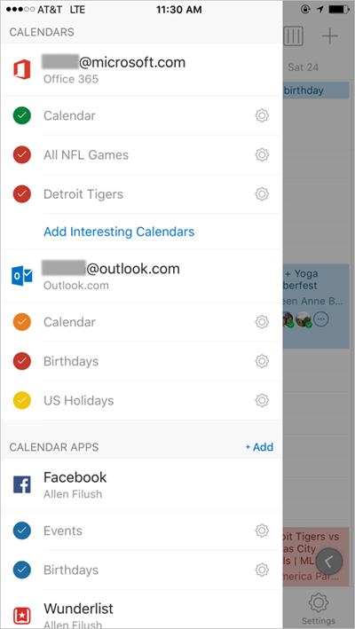 Android Calendar.Introducing Outlook S New And Improved Calendar On Ios And Android