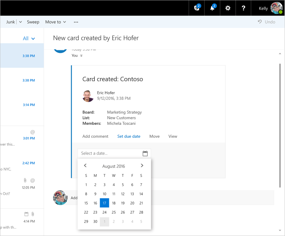 New Outlook partner integrations help you extend your email